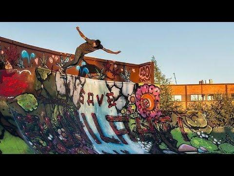 BEST SKATEBOARD TRICKS 2018! SKATE & SKATEBOARDING & SKATING TRICKS COMPILATION #35