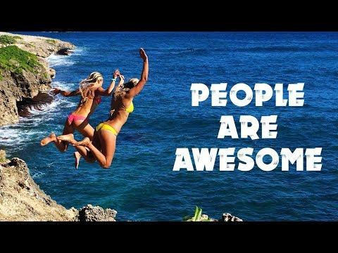 NEW People Are Awesome 2018 - Most Talented People 2018