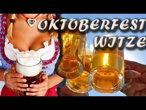 OKTOBERFEST Witze | LUSTIGES VIDEO