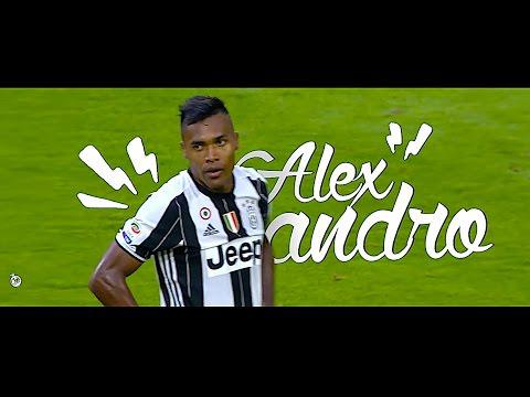 Alex Sandro 2016/17 - AMAZING Goals & Skills
