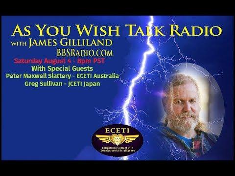 As You Wish BBS Talk Radio August 4th 2018 (Audio Only)