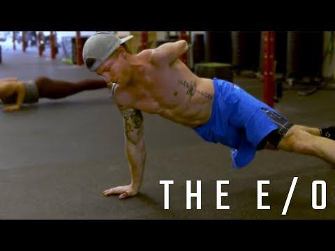 THE E/O: Logan Aldridge (Crossfit Athlete)