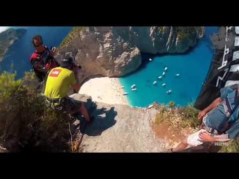 Best Of Wingsuit Flying - People Are Awesome 2017