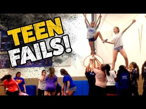 TEEN FAILS | Funny Fail Compilations | NOVEMBER 2018