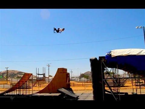 NEW TRICKS FOR NITRO CIRCUS