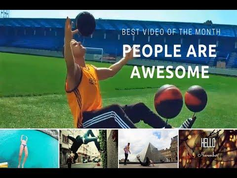 People Are Awesome 2017 ⭐ Best Videos Of The Month  [October] Amazing Channel