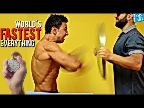 World's Fastest Everything | People are Awesome | 2017 |