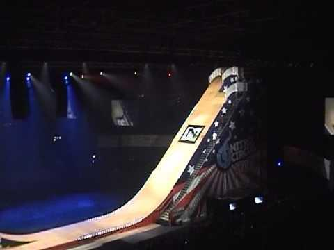 Nitro Circus Live 2012 Wipeouts, Tumbles And Crashes (Birmingham, UK)