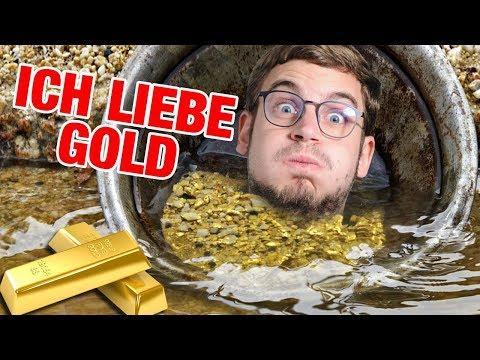 Alles voller Gold???? ???? Gold Rush