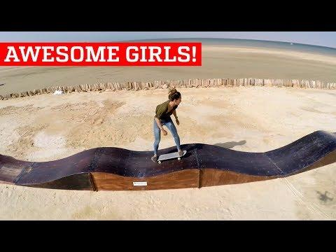 People are Awesome - Girls Edition 2017!
