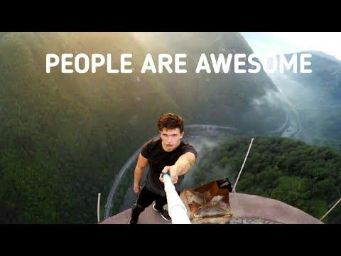 People Are Awesome???? | God Level in HD