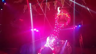 Tom Duffy' s Circus Galway 2019 - Duffy Bothers - Wheel of Death