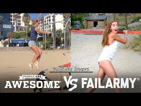 people are awesome vs fail army compilation