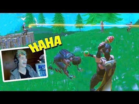 Ninja Best Troll New *SHAKE IT UP* Emote Dance ► Fortnite Funny and WTF Moments Ep.141