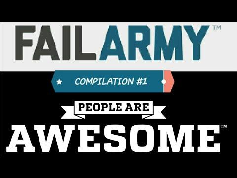 People are Awesome VS FailArmy Compilation  | Part 1