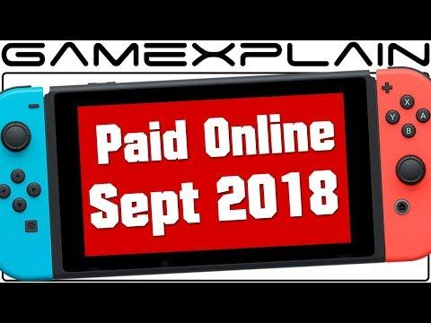 Nintendo Switch's Paid Online Service Coming September 2018