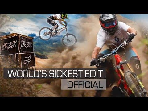 EXTREME Downhill Mountain Biking - People Are Awesome 2018 [HD]