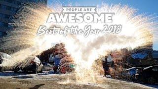 Best of the Year 2018 | People Are Awesome | Feat Tiësto