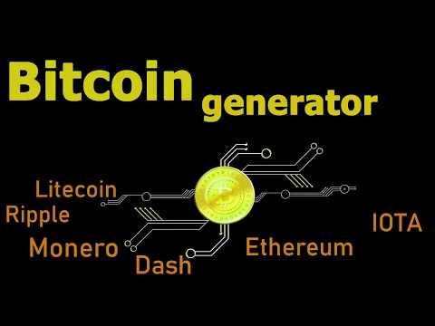 Bitcoins Generator - Earn Up To 1 Bitcoin