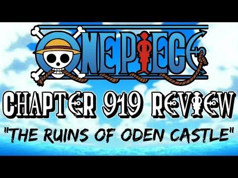 "One Piece Chapter 919 Review: ""The Ruins Of Oden Castle"""