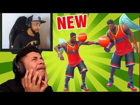 Streamer React To New BALLER EMOTE ► Fortnite Funny and WTF Moments Ep.57