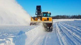 Awesome video collection Best snow removal machines in action[Best mixing for 2019]