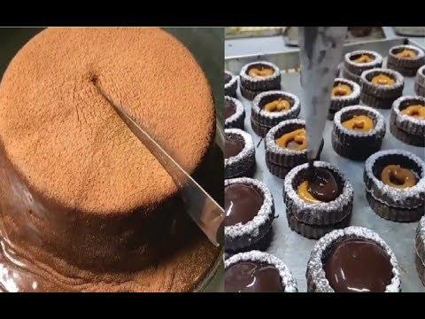 Amazing Chocolate Cake Decorating Ideas|Most satisfying Videos For Chocolate Lovers| Diy Easy Recipe