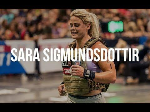 Sara Sigmundsdottir - CrossFit Motivation Video