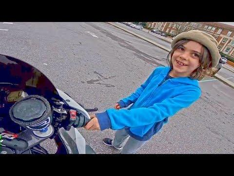 Bikers Are Awesome - Random Acts of Kindness 2018