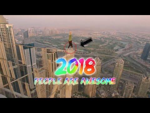 PEOPLE ARE AWESOME 2017/2018 *INSANE EDITION*