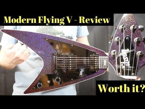 The Most Controversial Gibson Guitar of 2018 - The Modern Flying V | Full Review + Demo