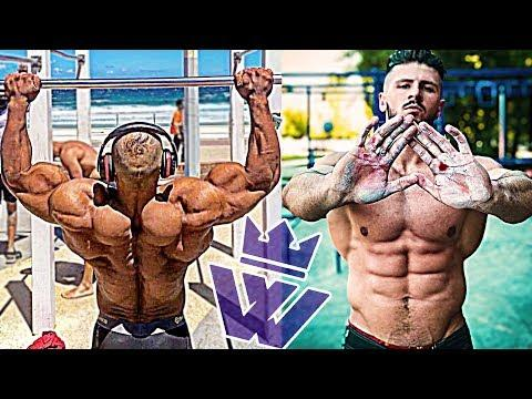 CRAZY STRONG MOMENTS! (Workout People Awesome)