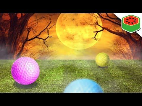 Scary Spooktacular Showdown! | Golf It