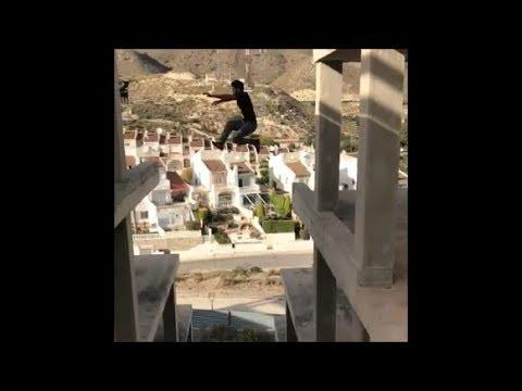 People are awesome parkour motivation compilation 2 HD February 2018