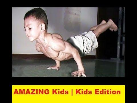 PEOPLE ARE AWESOME 2018 AMAZING Kids   Kids Edition