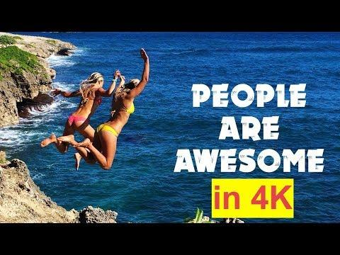 People With Amazing Talent and Skill in 4K decide (Insane or Awesome) 2018