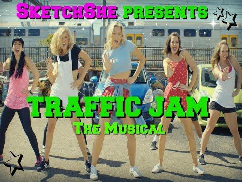 TRAFFIC JAM - Help SketchShe Make A Musical!