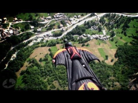 Wingsuit [best Moments] HD