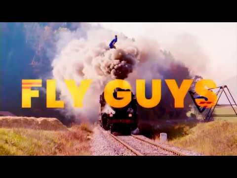 Fly Guys Trailer! - Awesome New Show Coming Soon!