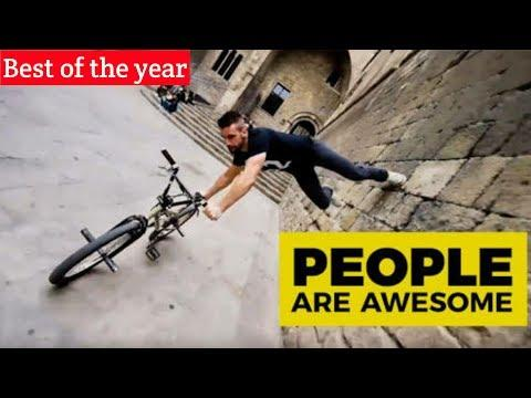 People are Awesome | Amazing cycle  complimation | best of the year 2018