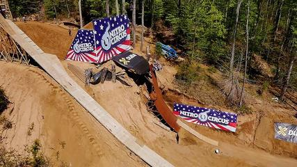 Triple Backflip - Nitro Circus - Josh Sheehan