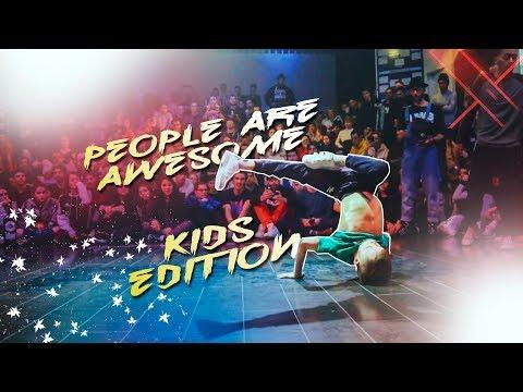People Are Awesome  ???? KIDS Bboys Break dance Edition