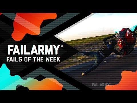 Wheelie Wipeout: Fails of the Week (June 2018)
