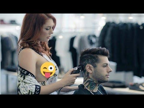 PEOPLE ARE INSANE 2018 ???? Fastest Barber and Fast Workers ????
