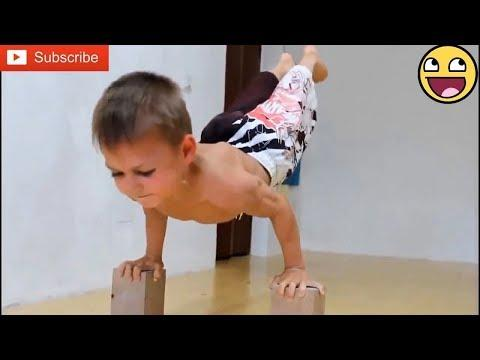 LIKE A BOSS COMPILATION !!! AMAZING KIDS SKILL & TALENT !!! PEOPLE ARE AWESOME 2017