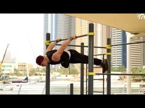 AMAZING CALISTHENICS AND STREET WORKOUT   Amazing BALANCE & CONTROL   Gaukhar Atherton 2017