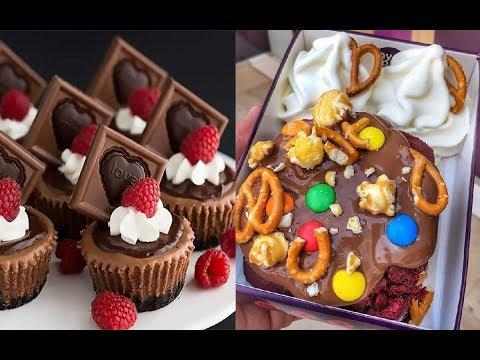 Amazing Cake Decorating Ideas|Easy Tasty Desserts Recipes|Most satisfying Videos For Chocolate Lover