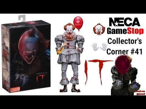 IT (2017) NECA Game Stop Exclusive Ultimate Pennywise - Collector's Corner