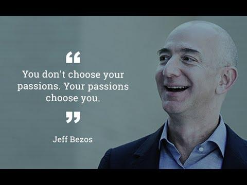 10 Inspiring Quotes From the Fearless Jeff Bezos