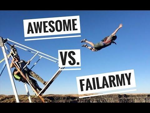 People are Awesome Vs Failarmy!!!!!